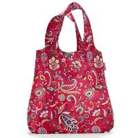 Сумка складная Mini maxi shopper paisley ruby, Reisenthel