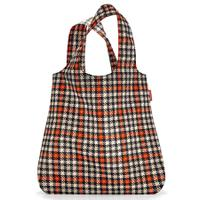 Сумка складная Mini maxi shopper glencheck red, Reisenthel