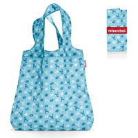 Сумка складная mini maxi shopper bavaria denim, Reisenthel