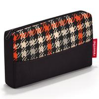 Косметичка Pocketcase glencheck red, Reisenthel